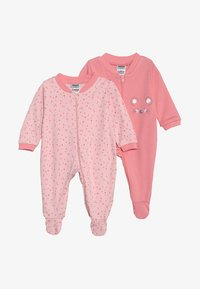 Jacky Baby - SCHLAFANZUG GIRLS 2 PACK - Pyjamas - light pink - 4
