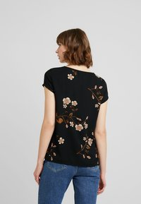 Vero Moda - VMCALLIE BOCA - Blouse - black - 3