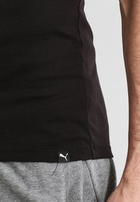 Puma - BASIC 2 PACK  - Undershirt - black