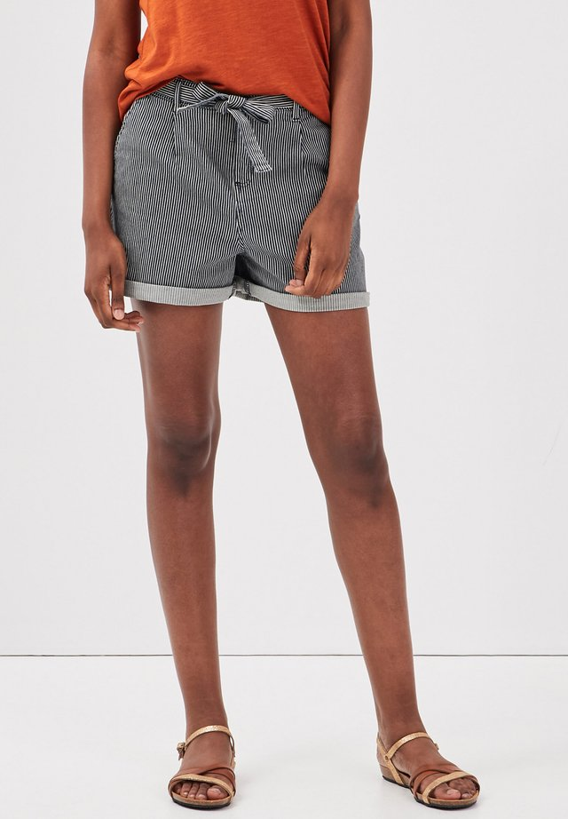 Shorts - denim stone