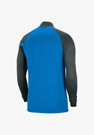 DRI-FIT ACADEMY - Long sleeved top - blau / schwarz (959)
