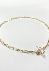LOLA - BICYCLE  - Necklace - gold - 1