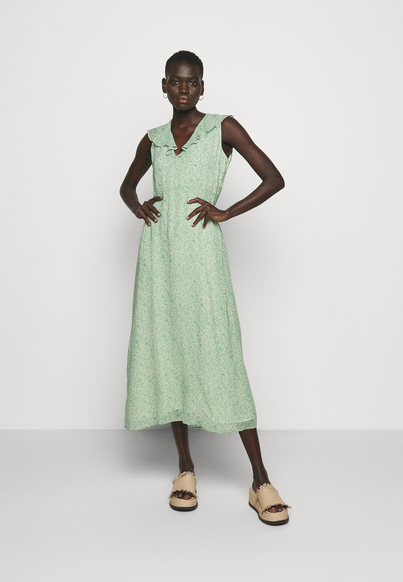 Lily & Lionel - ARABELLA DRESS - Denní šaty - meadow jade