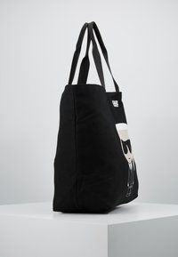 KARL LAGERFELD - Bolso shopping - black - 3