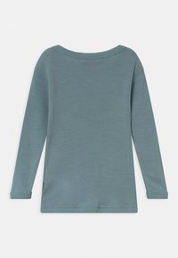 Joha - LONG SLEEVES UNISEX - Long sleeved top - denim blue - 1