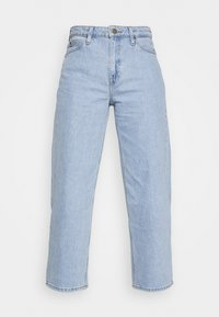 WIDE LEG - Relaxed fit jeans - light alton