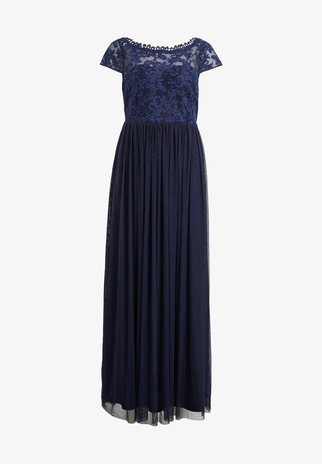 SPITZEN - Długa sukienka - patriot blue