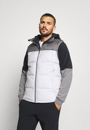 PIKE LAKE VEST - Liivi - nimbus grey/city grey