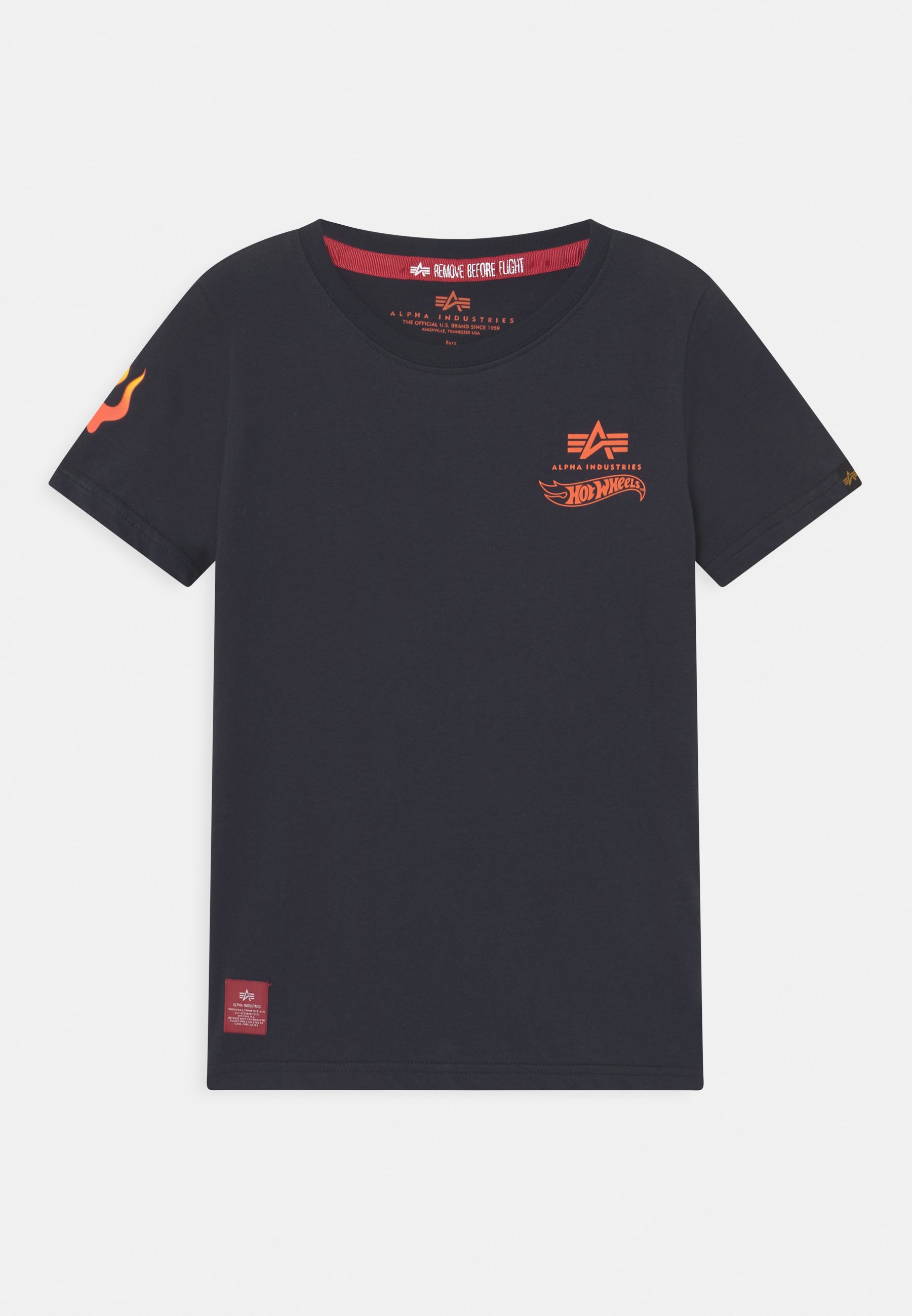 Bambini FLAME  - T-shirt con stampa