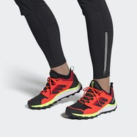 adidas Performance - TERREX AGRAVIC TRAIL RUNNING SHOES - Løbesko trail - black - 1