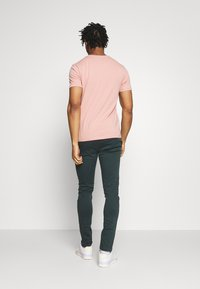 Replay - ZEUMAR HYPERFLEX  - Slim fit jeans - dark green - 2