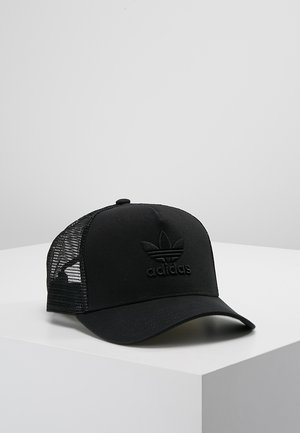 TRUCKER - Gorra - black