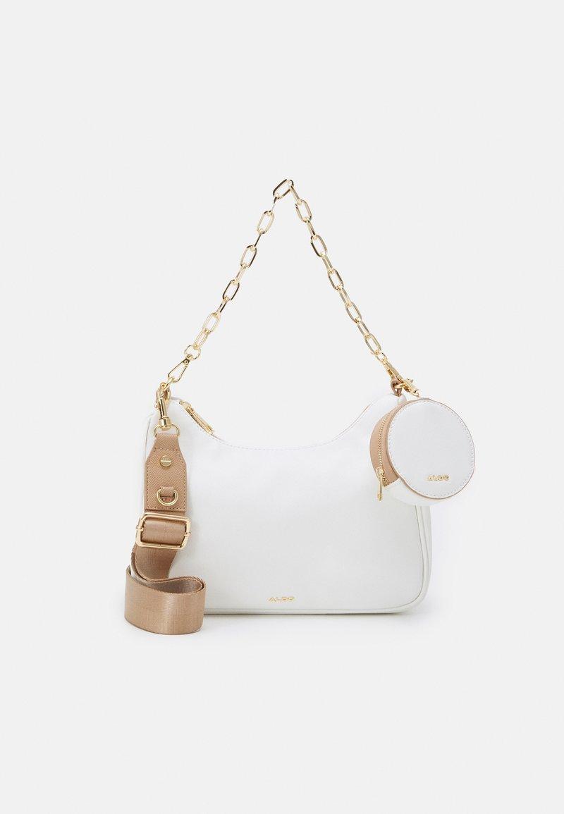 ALDO - ONARDONIEL SET - Handbag - white