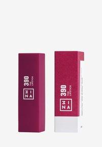 3ina - THE LIPSTICK - Lipstick - 390 dark plum - 3