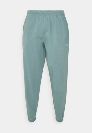 PANT  - Tracksuit bottoms - green water