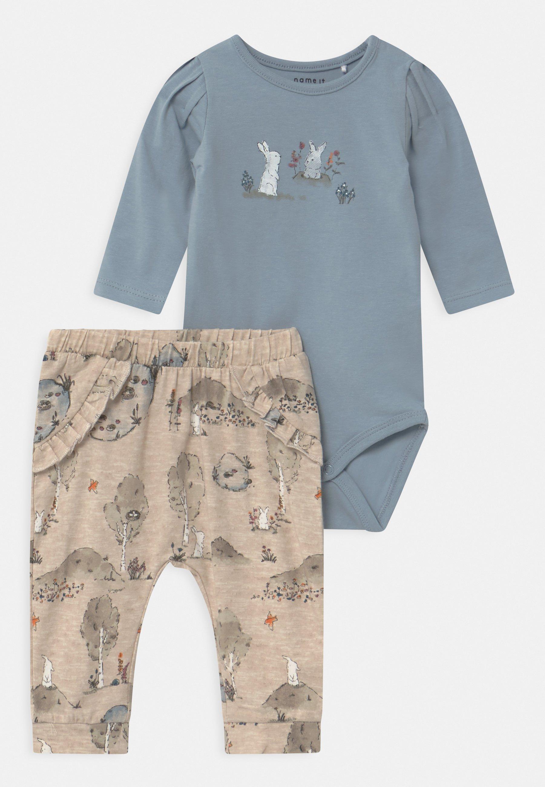 Kids NBFTHORID SET - Trousers