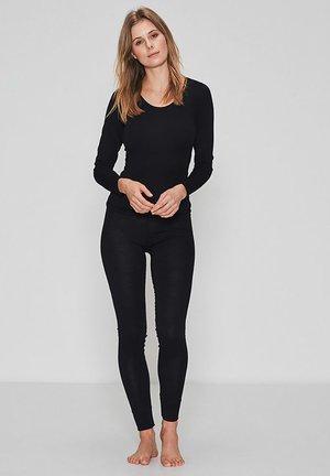 DENMARK  - Hemd - black