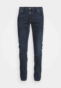 Nudie Jeans - TIGHT TERRY - Slim fit -farkut - blue revelation - 3