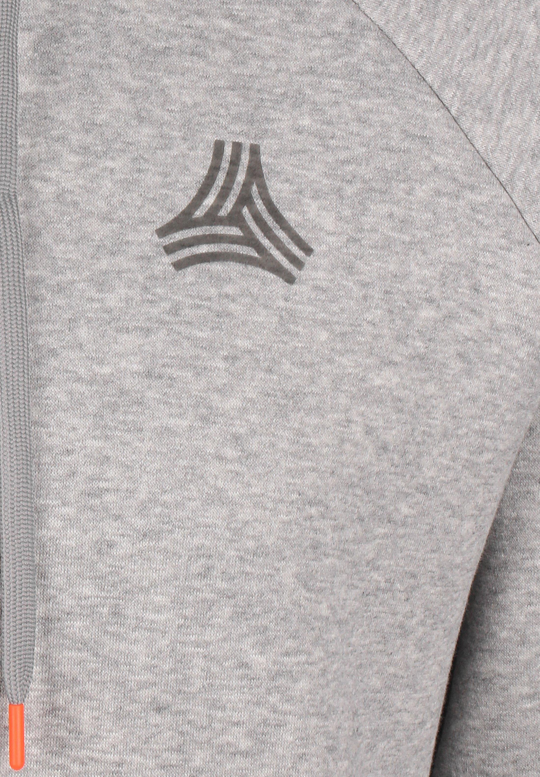 adidas Performance TANGO GRAPHIC HOODIE HERREN - Sweat à capuche - mid grey heather