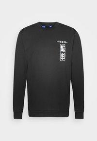 JORTOKYO BAY CREW NECK - Sweatshirt - black/authentic