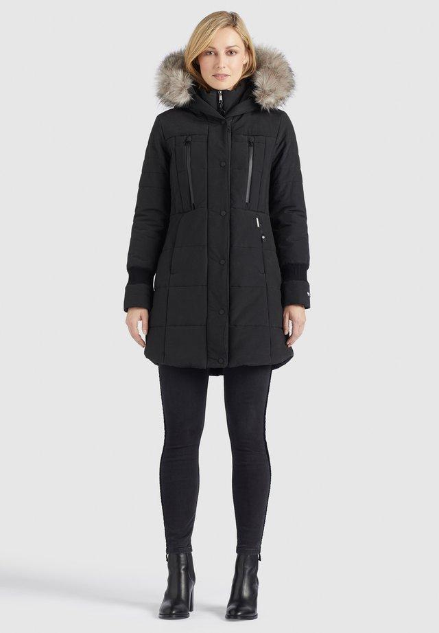NIAMH - Winter coat - schwarz