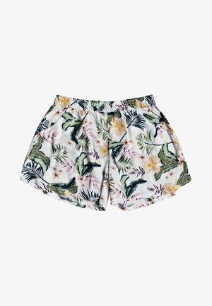 HO HEY - Swimming shorts - snow white rg praslin
