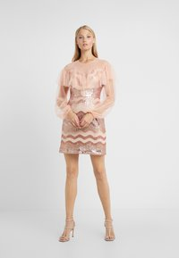 Three Floor - DAYDREAMING DRESS - Cocktail dress / Party dress - dusty pink/faded rose - 0