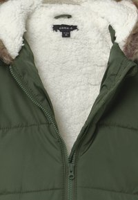 Name it - NBMMAGNUS - Winter jacket - thyme - 2