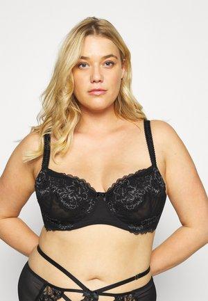 CARMEN BRA - Underwired bra - black