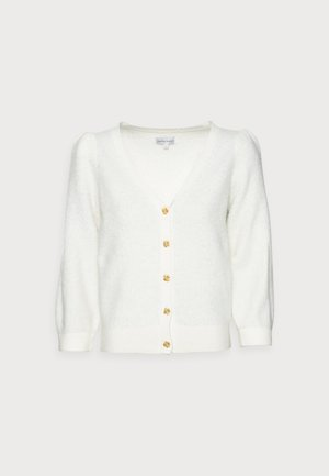 SALLY - Cardigan - cream white