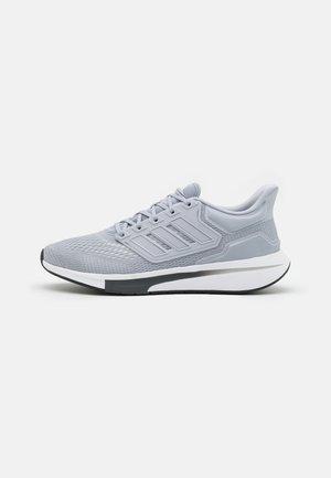 EQ21 RUN - Obuwie do biegania treningowe - halo silver/dash grey