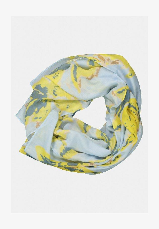 Sjaal - glasblau