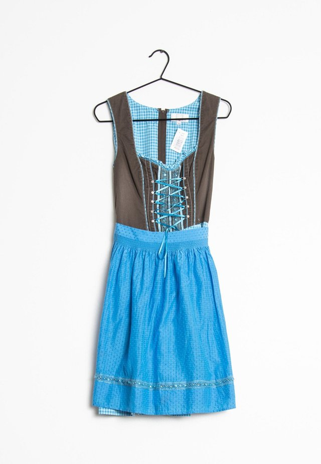 Dirndl - blue