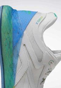 Reebok - NANO X SHOES - Sneaker low - grey - 11
