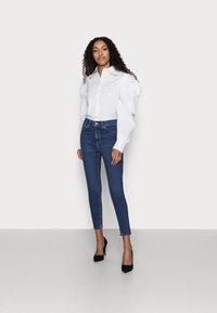Topshop Petite - JAMIE - Jeans Skinny Fit - rich blue - 1