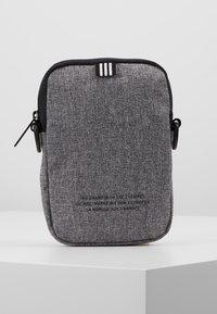 adidas Originals - MEL FEST BAG - Across body bag - black/white - 2