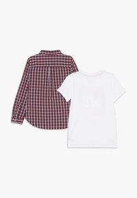 mothercare - CHECK TEE SET - Košile - multi - 1