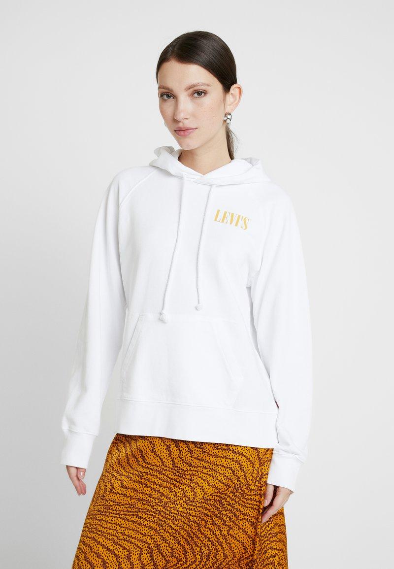 Levi's® - SPORT HOODIE - Bluza z kapturem - white