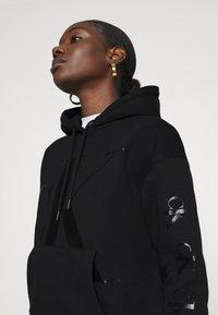 Calvin Klein Jeans - ECO HOODIE - Hoodie - black - 5