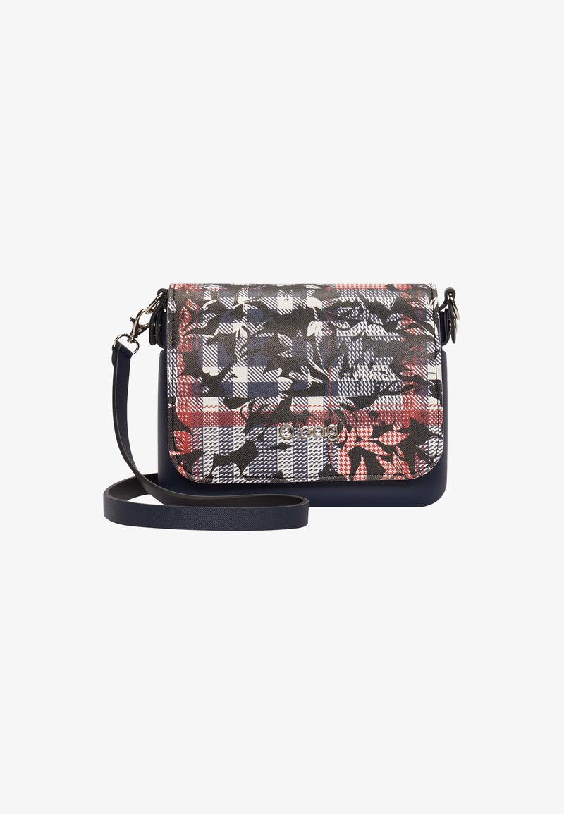 O Bag - Across body bag - blu navy