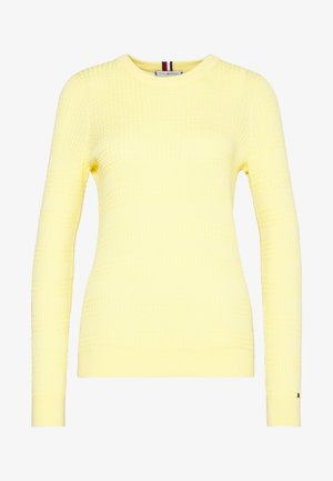 ESSENTIAL CABLE - Sweter - sunray