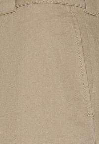 ARKET - Tygbyxor - beige - 2