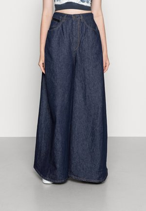 CONCY - Jeansy Relaxed Fit - indigo