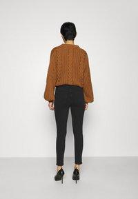 Anna Field - Slim fit jeans - black - 2