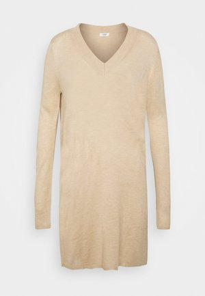 JDYZOE DRESS - Jumper dress - cement