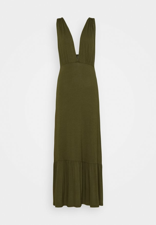 PCNEORA STRAP DRESS - Maxi-jurk - sea turtle