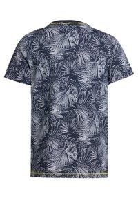 WE Fashion - T-shirt con stampa - blue - 4