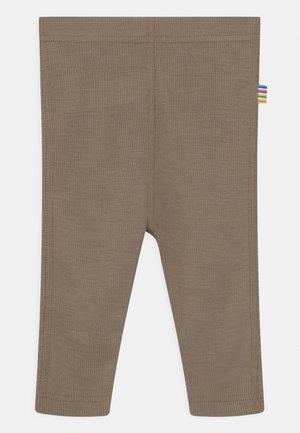 UNISEX - Leggings - Trousers - light brown