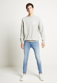 Jack & Jones - JJILIAM ORIGINAL  - Jeans Skinny Fit - blue denim - 2