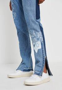 Levi's® - 501® JEANS FOR WOMEN - Jeans a sigaretta - luxor indigo - 7